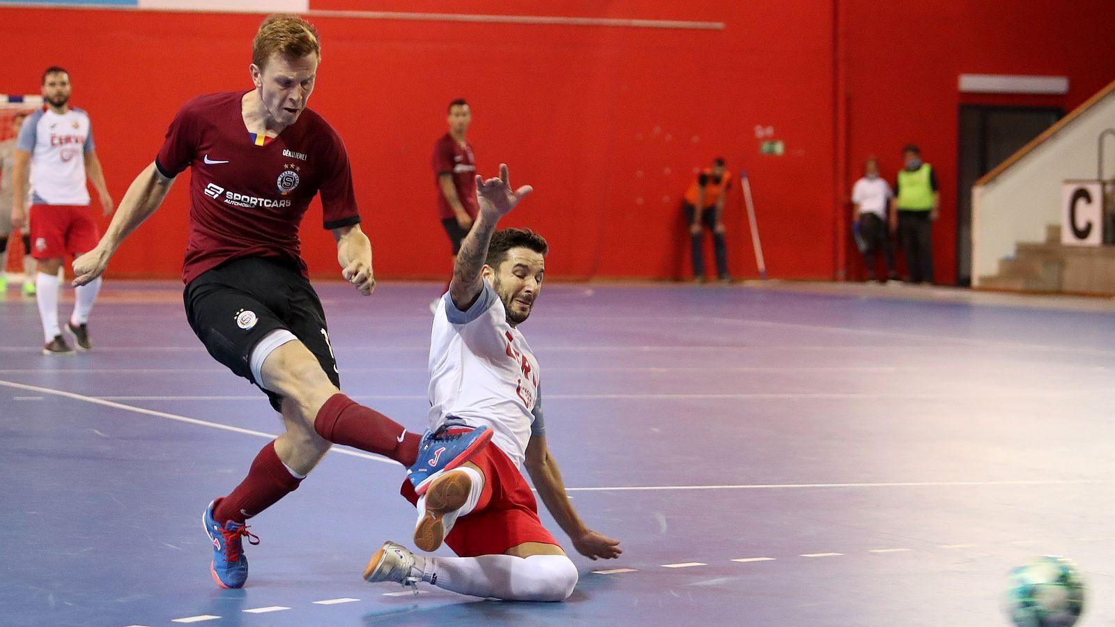 Sparta slaví postup do čtvrtfinále poháru