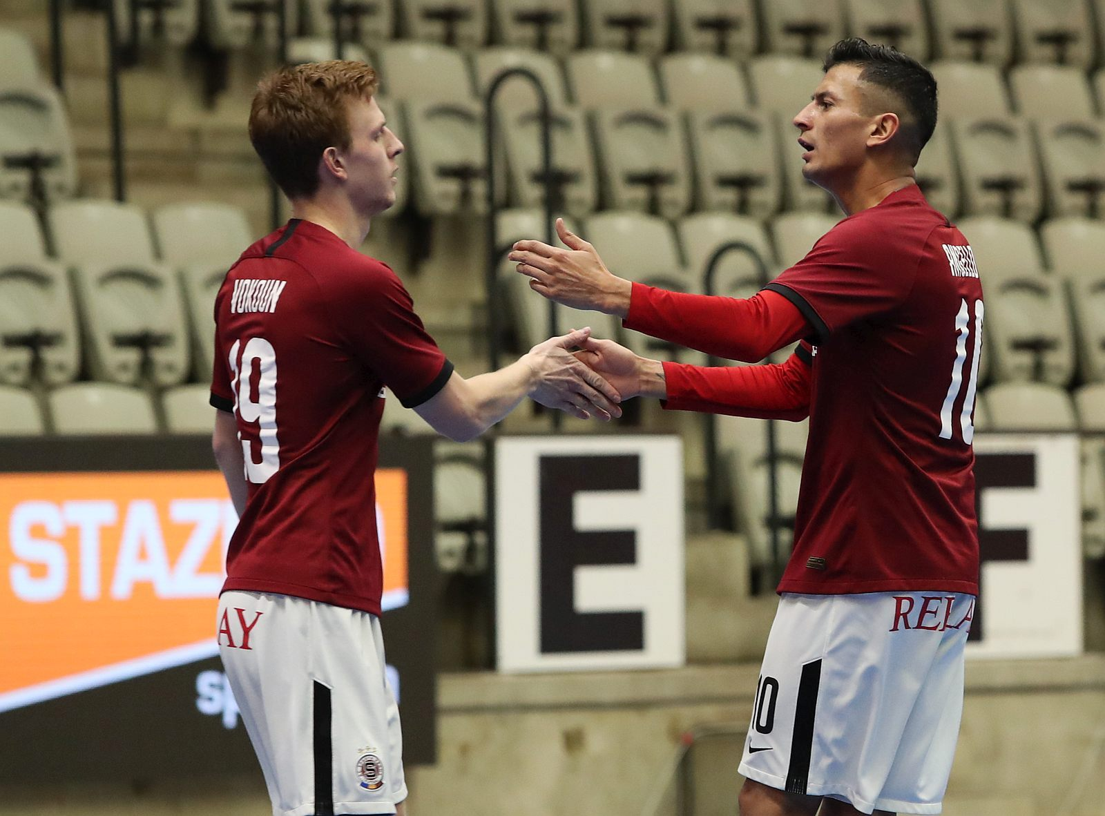 Sparta ukončila sérii bez bodů, Dynamo porazila 4:1