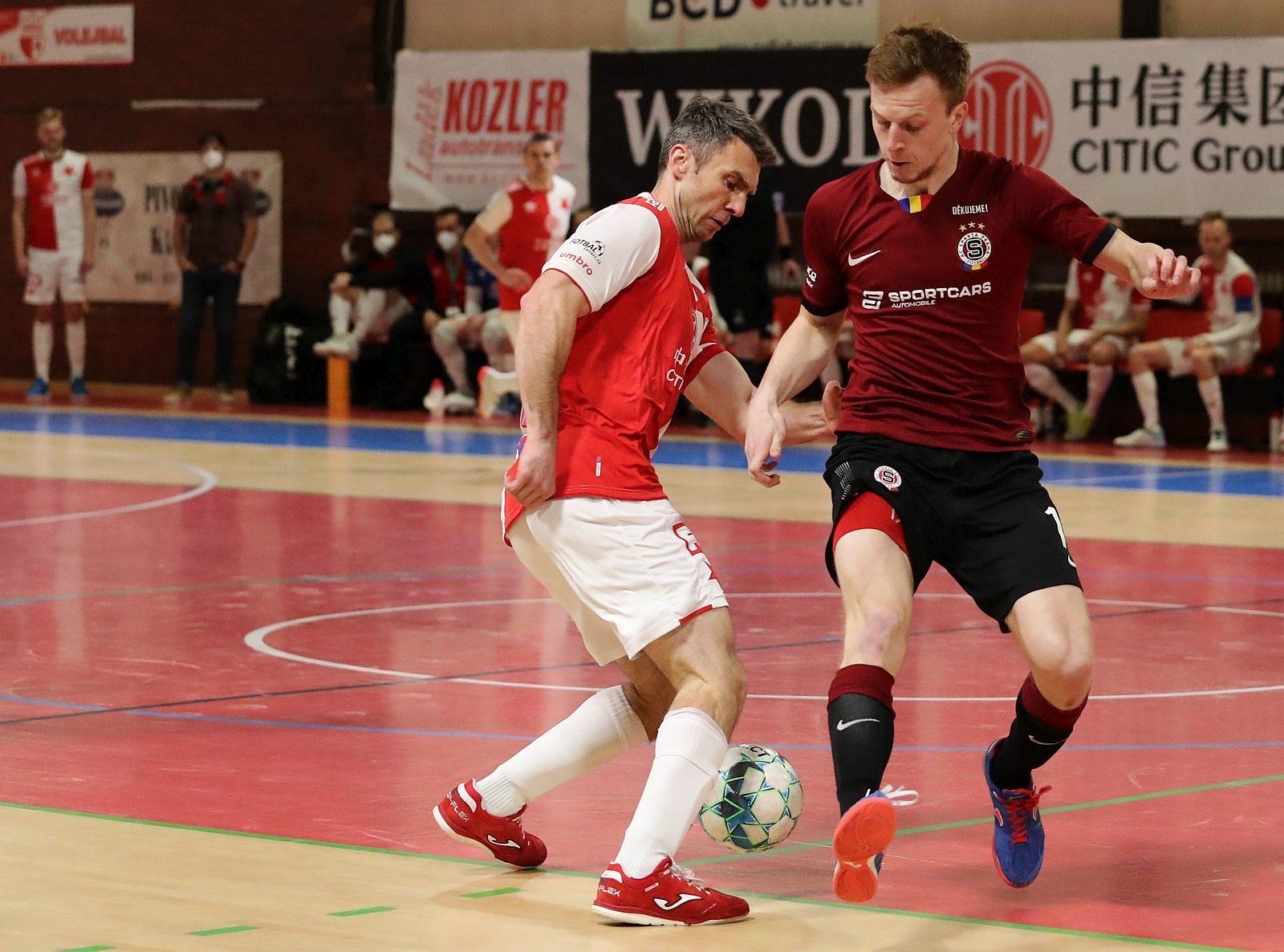 Slavia si v prodloužení vynutila pátý zápas